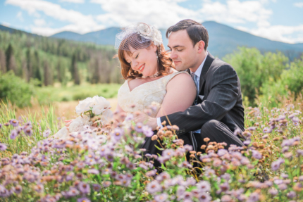 Colorado wedding photographer, Winter Park, mountain wedding