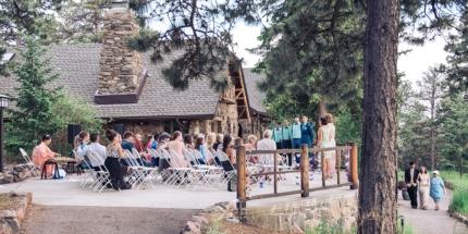 Colorado wedding photographers, Chief Hosa Lodge, Denver wedding photography