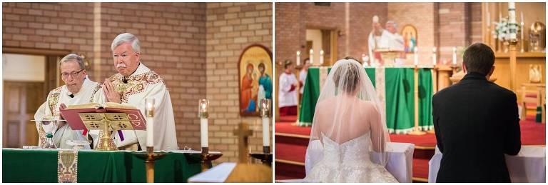 Broadmoor wedding, Colorado Springs, St Paul