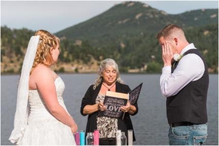 Evergreen Lake House wedding photography